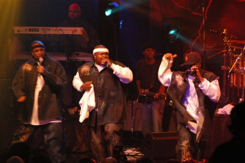Dru Hill says they're working on a biopic