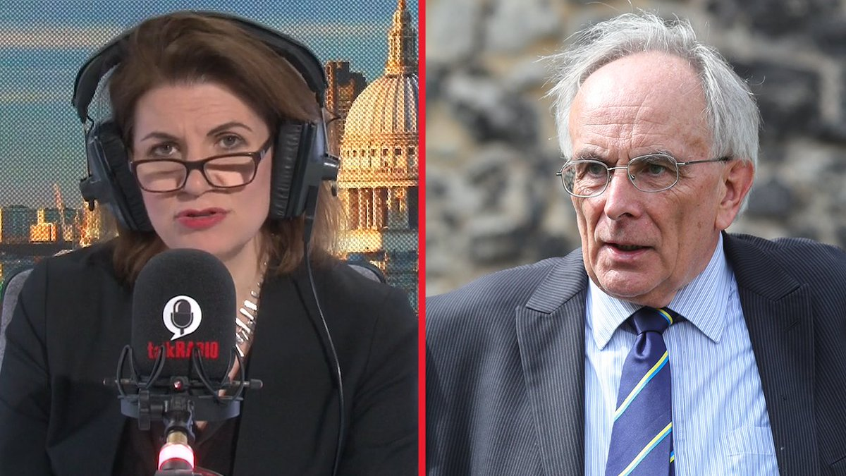 Tory Brexiteer MP Peter Bone: The EU don't seem to realise we've left. Listen live ►   @JuliaHB1   @PeterBoneUK
