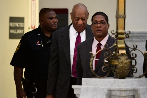 """Bill Cosby's publicist, Andrew Wyatt, says Harvey Weinstein didn't get a fair trial: """"This is a very sad day in the American judicial system."""""""