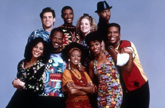 Tommy Davidson explains why it might be a while before we see an 'In Living Color' reunion special