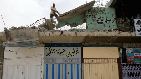 This woman is rebuilding war-torn Iraq greener and stronger
