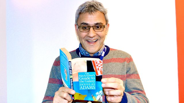test Twitter Media - The poet Daljit Nagra discusses Vogon Poetry. Should it be lauded as the third worse poetry in the universe?  Sun 8 Mar 2020 @BBCRadio4 #HitchHikersGuideGalaxy  https://t.co/9waeLzzmqP https://t.co/Zro5ZDqJCf