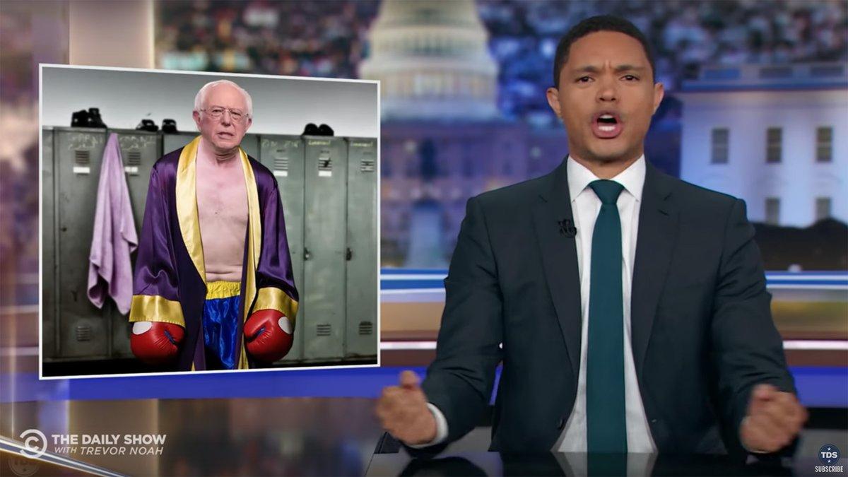 Trevor Noah breaks down the highlights from a very shouty Democratic debate