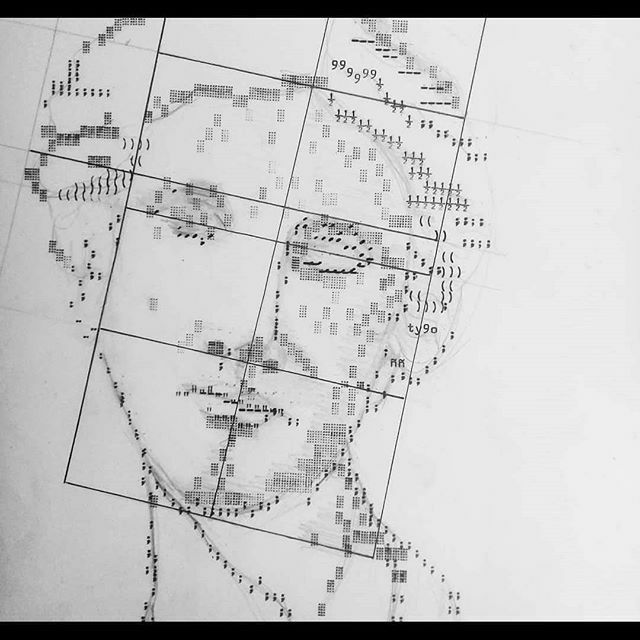 test Twitter Media - Mistigram: here we get a glimpse into @ty.p0's process, grid superimposed upon hand illustration, fortified by typewritten accents.  This piece was included in this month's MIST0220 artpack collection. https://t.co/vT0l8ZKlBf https://t.co/NhWTB5VUX6
