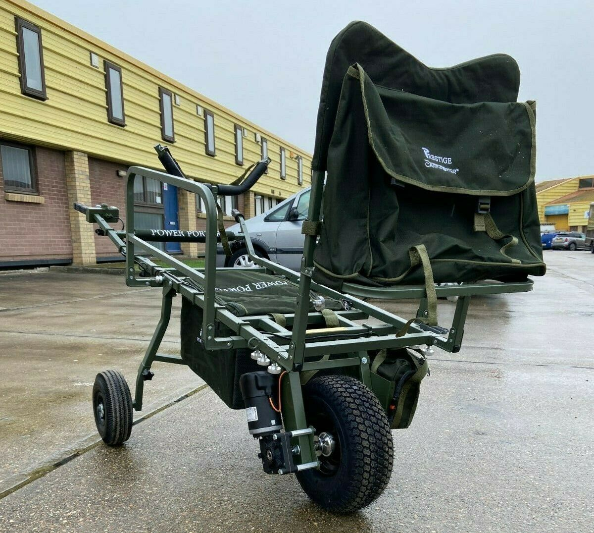 Ad - Carp Porter POWER PORTER 24V EVO MK7 On eBay here -->> https://t.co/KJiPoXvudq  #carpfish