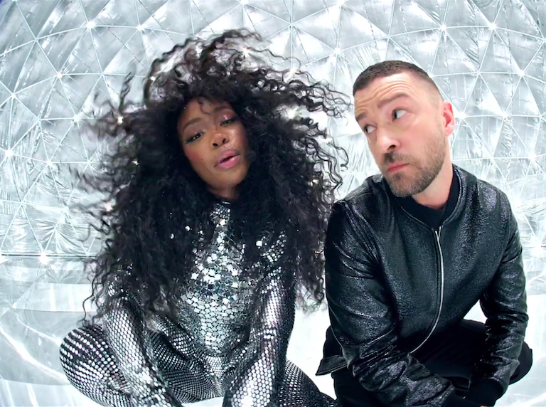 """A Bop: @SZA and @JustinTimberlake bring love to the dance floor with new single, """"The Other Side"""""""