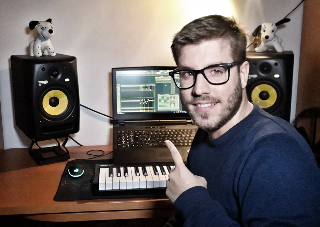 New music is coming soon!   Stay tuned!  Follow me  -> (@keejoemusic)  #flstudio #krk # keyboard #edm #music #housemusic #musicproducer #progressivehouse  Find more about me also on my website -> (