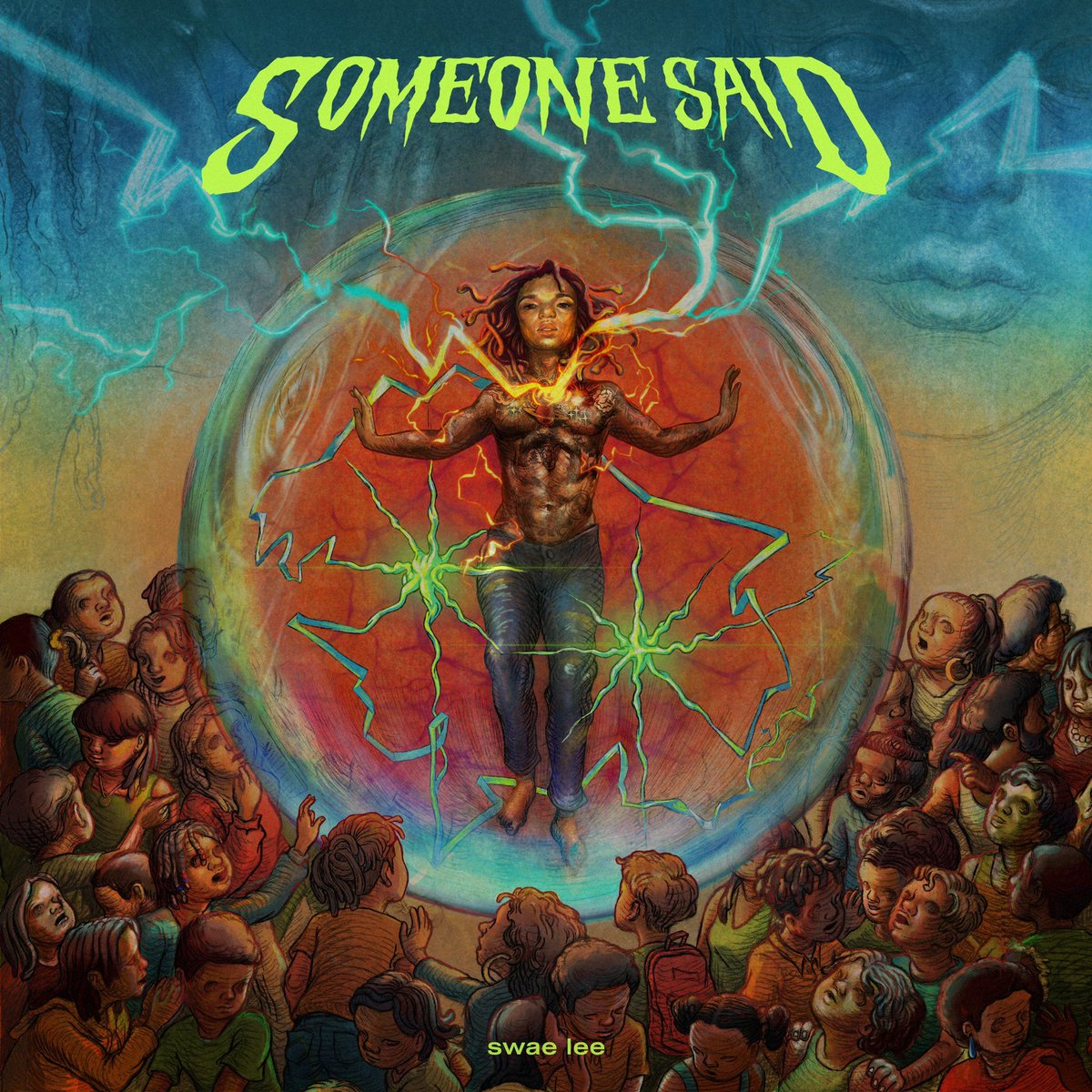 ".@SwaeLee will release his new song, ""Someone Said"" on Friday, February 28th."