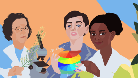 These 7 female scientists have changed the world  @UN_Women #gender #STEM