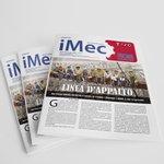 🔴⚙️ Linea d'appalto È uscito il nuovo numero di #iMec 👇🏻 https://t.co/MyxIkXdKAH @barbara_tibaldi https://t.co/FUJT8oVcdS