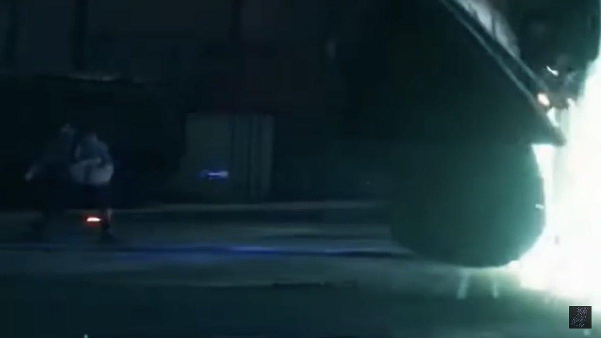 ウェッジが 『アークスター、いくぞ!』 してる!!!  #apex #FF7リメイク