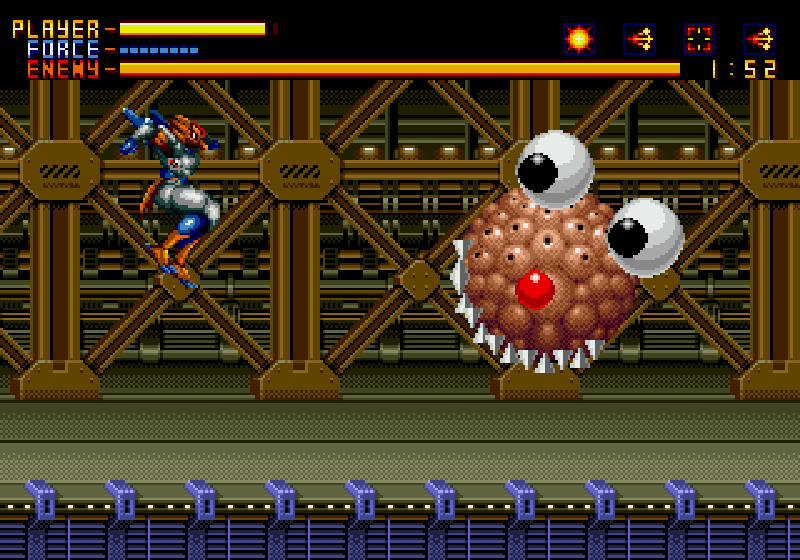 test Twitter Media - Retrogaming Memory! ❤  Title: Alien Soldier Publisher: Sega Version: Genesis/Mega Drive Year: 1995  Shop: https://t.co/eAxLwbSghu Twitter: @SEGA https://t.co/s76ogrWF6b