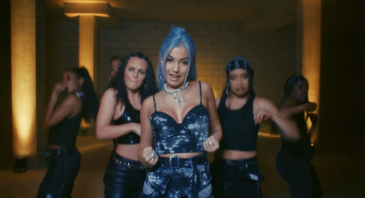 ".@Mabel creates the perfect ""Boyfriend"" in her new music video. 💙  Watch:"