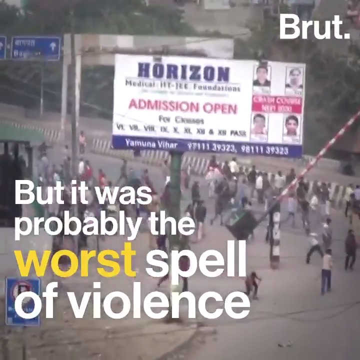 Three nights and four days of hate in India's national capital. Is the worst behind us?