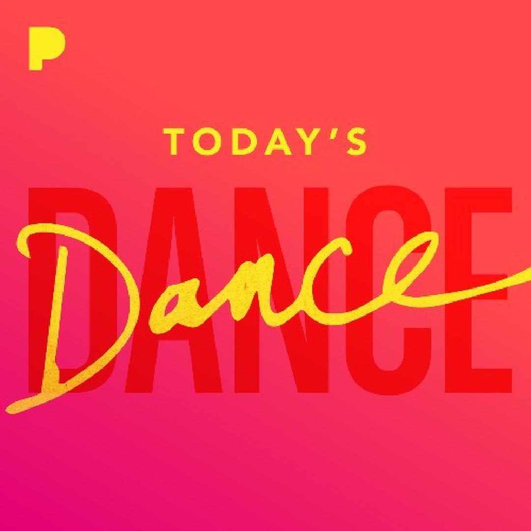 "Go check out ""Purple Hat"" which is now streaming on @pandoramusic ""Today's Dance"". Thanks guys💜"