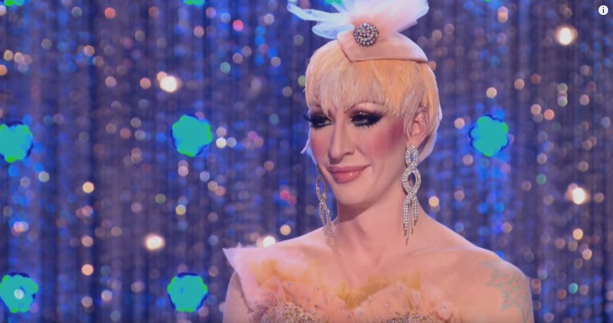 """@RuPaulsDragRace @evanrosskatz """"Picking a favorite look of mine is tricky because there are so many I love, but the one that always comes to mind is my finale gown on All Stars 2. It was inspired by a @Mugler gown..."""" @TheOnlyDetox"""