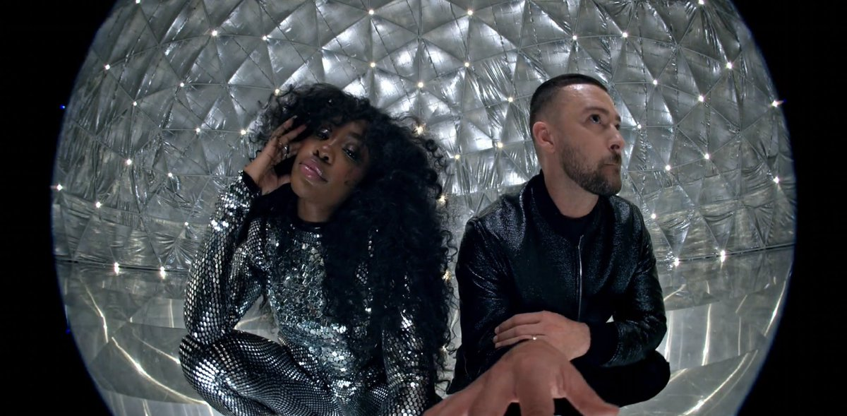 ".@SZA & @JTimberlake have released the music video for ""The Other Side"" from the #TrollsWorldTour soundtrack.  Watch:"