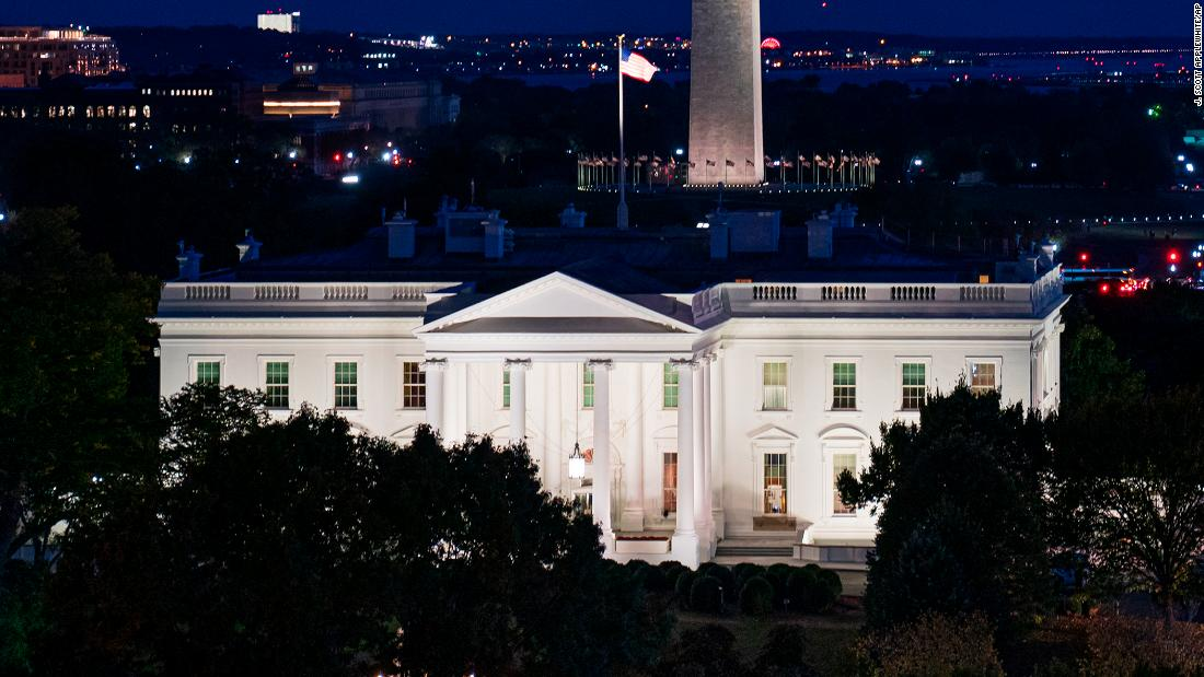 The White House has hired a 23-year-old college senior to a top post in the Presidential Personnel Office
