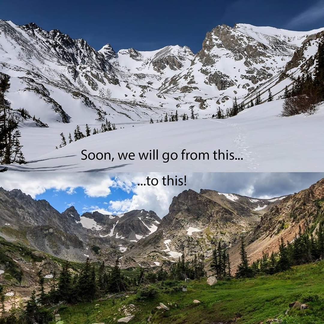 Who is ready for long summer days? @MattMakens @chris_tomer @MyMountainTown @Colorado @COParksWildlife @PinpointWX @visitdenver @VisitBoulder @nowthisisCO @VisitDurango #summer #Summer2020 #getoutdoors #getoutside #hiking #backpacking #Colorado #trails #outdoors #liveyourbestlife