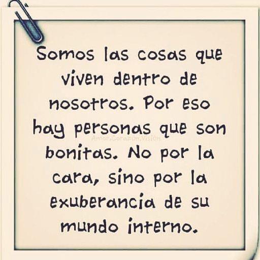 Somos las cosas .... 🦋 #BuenosDiasATodos 💋 #FelizJueves 🌹
