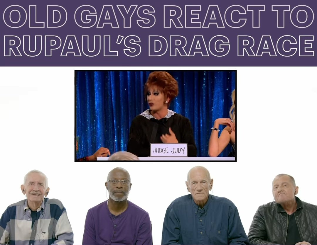 This is cute, they laughed when @TheBiancaDelRio showed Officer Byrd 😄😄😄