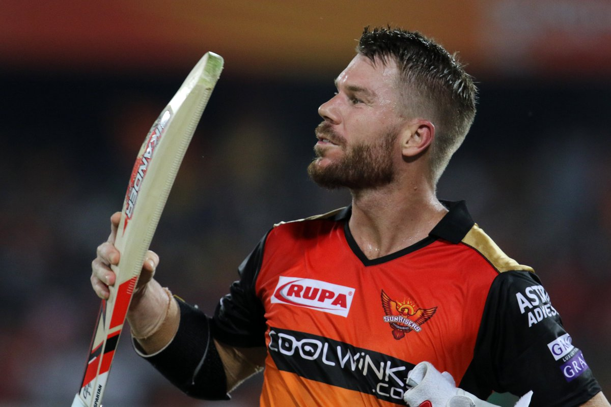 JUST IN: Sunrisers Hyderabad have announced David Warner as their captain for IPL 2020.