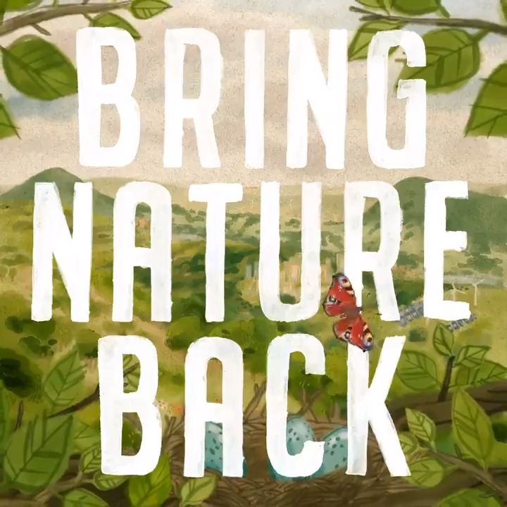 Love this. #NatureNow #BringNatureBack @friends_earth ❤❤❤❤❤