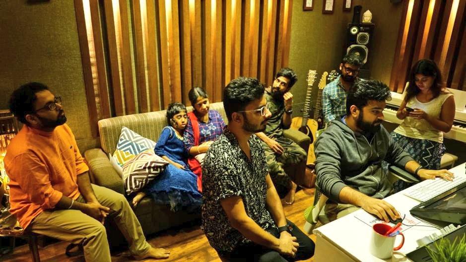 The man with a mesmerizing voice - @AbhayJodhpurkar has come forward to sing #Payanam from #FIR 🎙  A track that is going to move you emotionally for sure 🤍  @TheVishnuVishal @itsmanuanand @MusicAshwath @mohan_manjima @raizawilson @Reba_Monica @vincentcinema @editor_prasanna