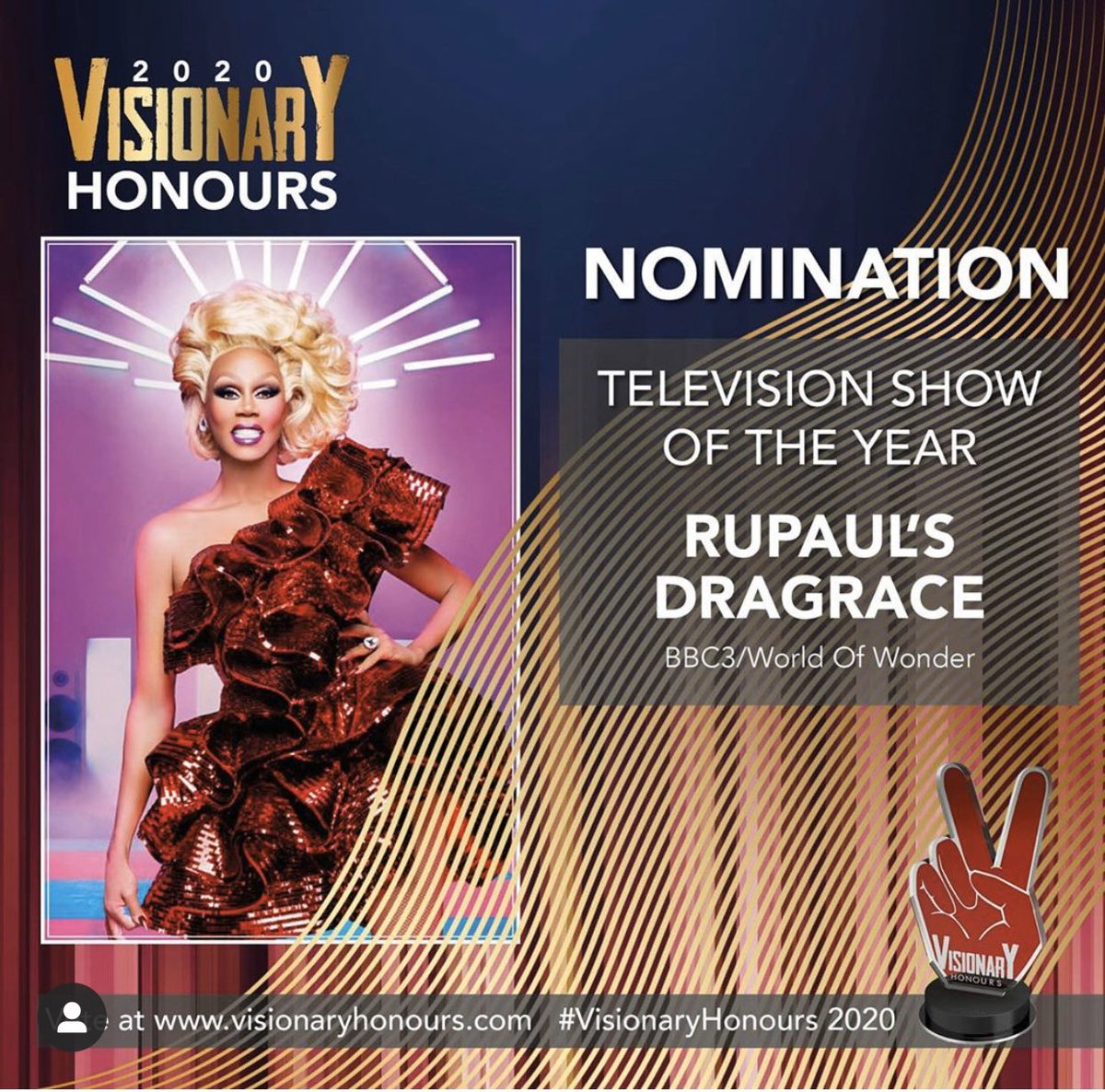 Please vote for @dragraceukbbc @WorldOfWonder @bbcthree