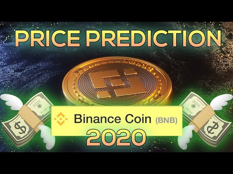 (BNB) Binance Coin Price Prediction 2020 &...