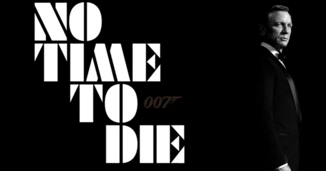 The new posters for #NoTimeToDie are a bit different. Interesting approach.  #Bond25