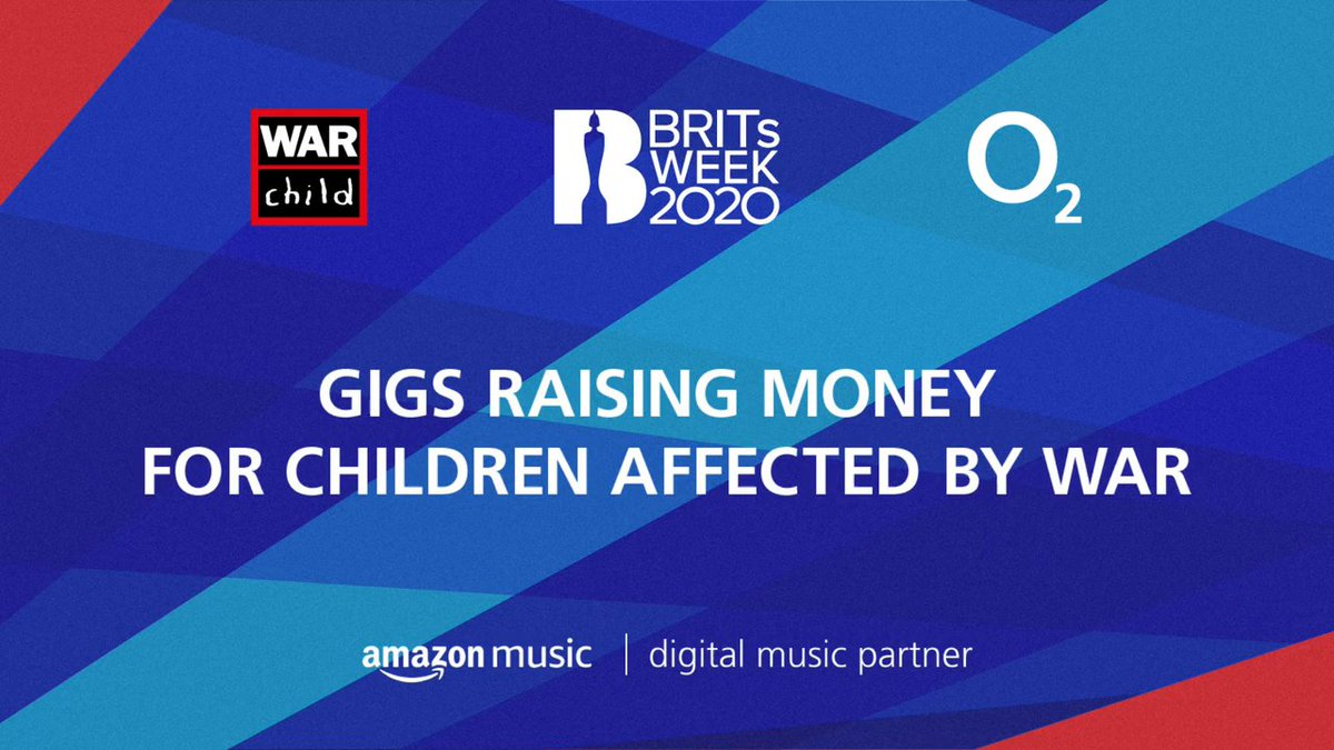 #ThrowbackThursday to #BRITsWeek with O2 for @WarChildUK 2020  ⭐️ @Yungblud ⭐️ @DeclanMcKenna ⭐️ @Louis_Tomlinson ⭐️ @IamTomWalker ⭐️ @BombayBicycle ⭐️ @thisissigrid ⭐️ @Tom_Grennan ⭐️ @bastilledan   Watch back all the action with BRITs Week's Digital Music Partner @AmazonMusicUK