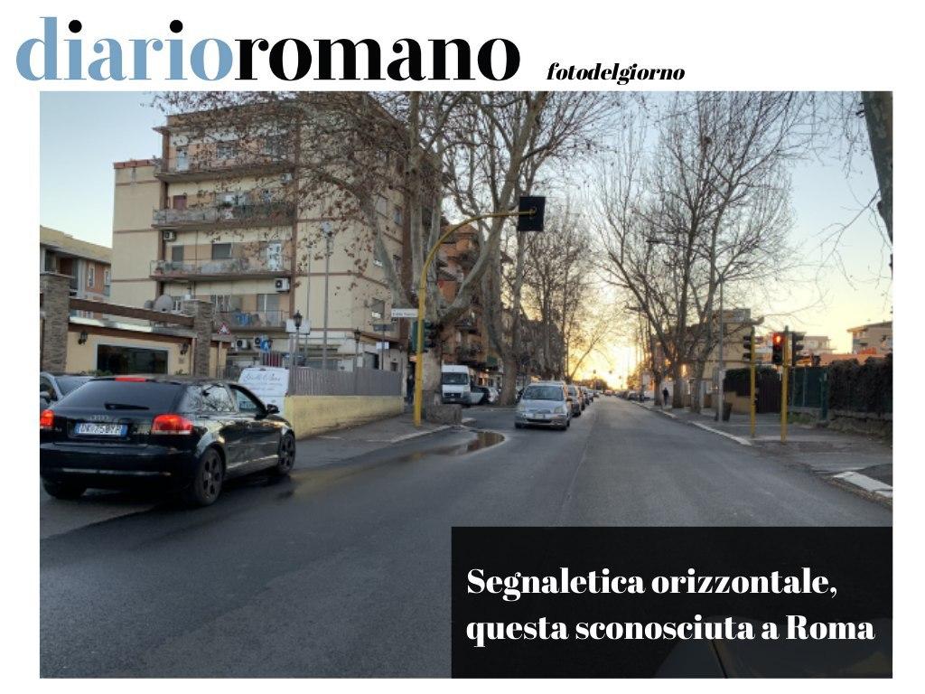 test Twitter Media - Anche a via Prenestina si rifà l'asfalto ma della segnaletica orizzontale nessuna traccia, come fosse superflua. . #buonaserata #Roma #photo #lettori #rubriche https://t.co/x38ilrCmrV