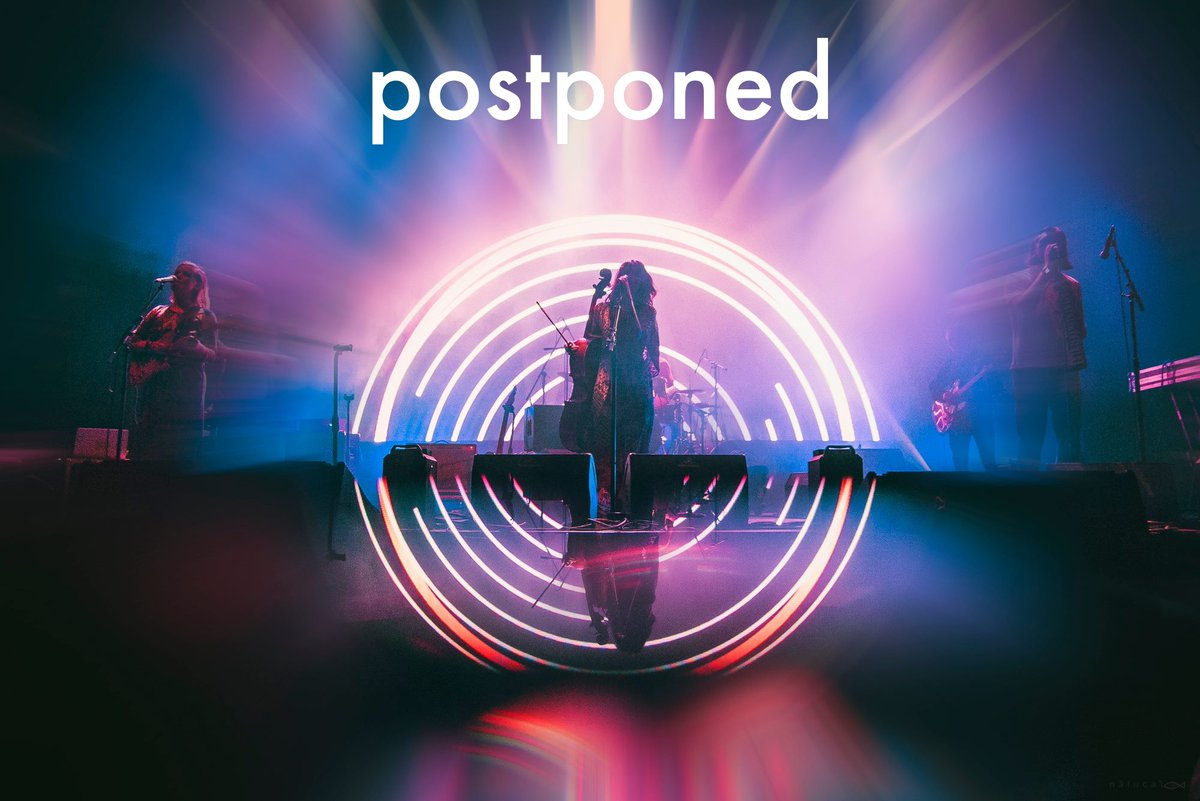 test Twitter Media - In light of the US Authorities travel suspension, our tour has been postponed for an indefinite amount of time. New dates hopefully announced in the not too distant future.  Stay positive out there and remember to be extra kind to each other ❤️  Read books and listen to music. https://t.co/hZmQH8IVqc