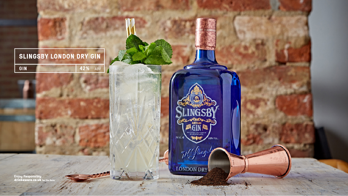 @slingsbysocialLondon Dry Gin is crafted using locally sourced botanicals including primrose, sweet cicely, nettle, rhubarb, milk thistle, rosehip and Taylors of Harrogate green and jasmine tea. #gin #highball  Read more here https://t.co/QM9jjEPzP3 https://t.co/Xb9TLloVwm