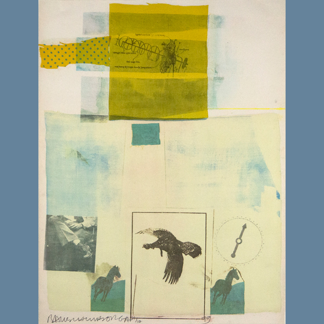 To mark Texas Independence Day, we are celebrating the renowned Robert Rauschenberg.  Rauschenberg was born in Port Arthur, Texas, on 22 O...   #heatherjamesfineart #robertrauschenberg #rauschenberg #texasindependenceday #texas #texasartist #contemporaryart