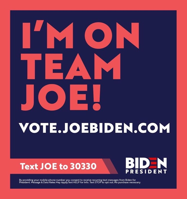 .@JoeBiden has what it takes to defeat Trump and restore the soul of this country. It's time for action — cast your vote today and then join us at  #WeKnowJoe