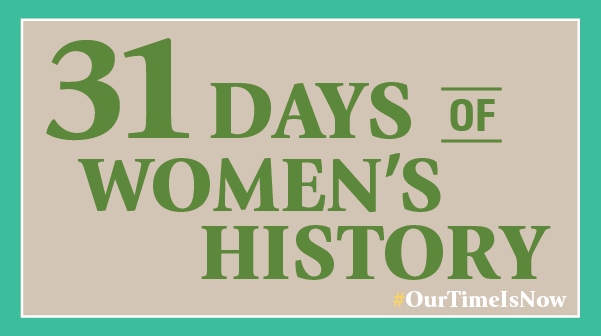 To celebrate #WomensHistoryMonth, we're featuring diverse women who inspire us with their work for #EducationalJustice each day in March! Follow along all month long with #OurTimeIsNow & share who inspires you. https://t.co/bHe9JD26Xk