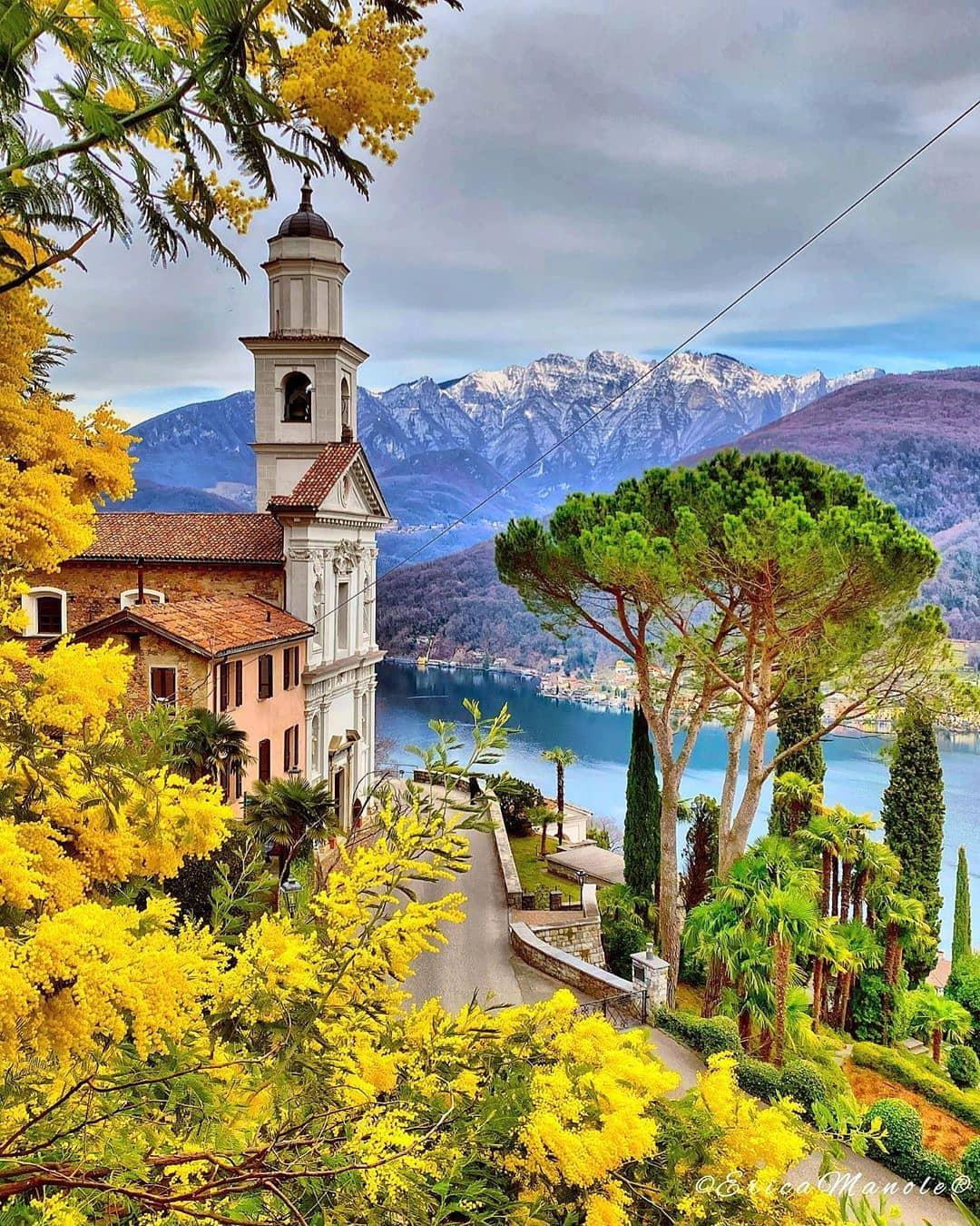 Ticino, #Svizzera 🇨🇭  📸 swissmonamour https://t.co/zW9dVeXEgD