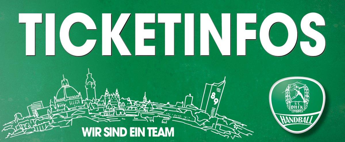 +++TICKETINFOS+++  Tickets für die Spiele gegen Flensburg und Kiel behalten ihre Gültigkeit! ℹ Alle Infos: https://t.co/dojAdzFU8Q https://t.co/nG8owXg5Ym