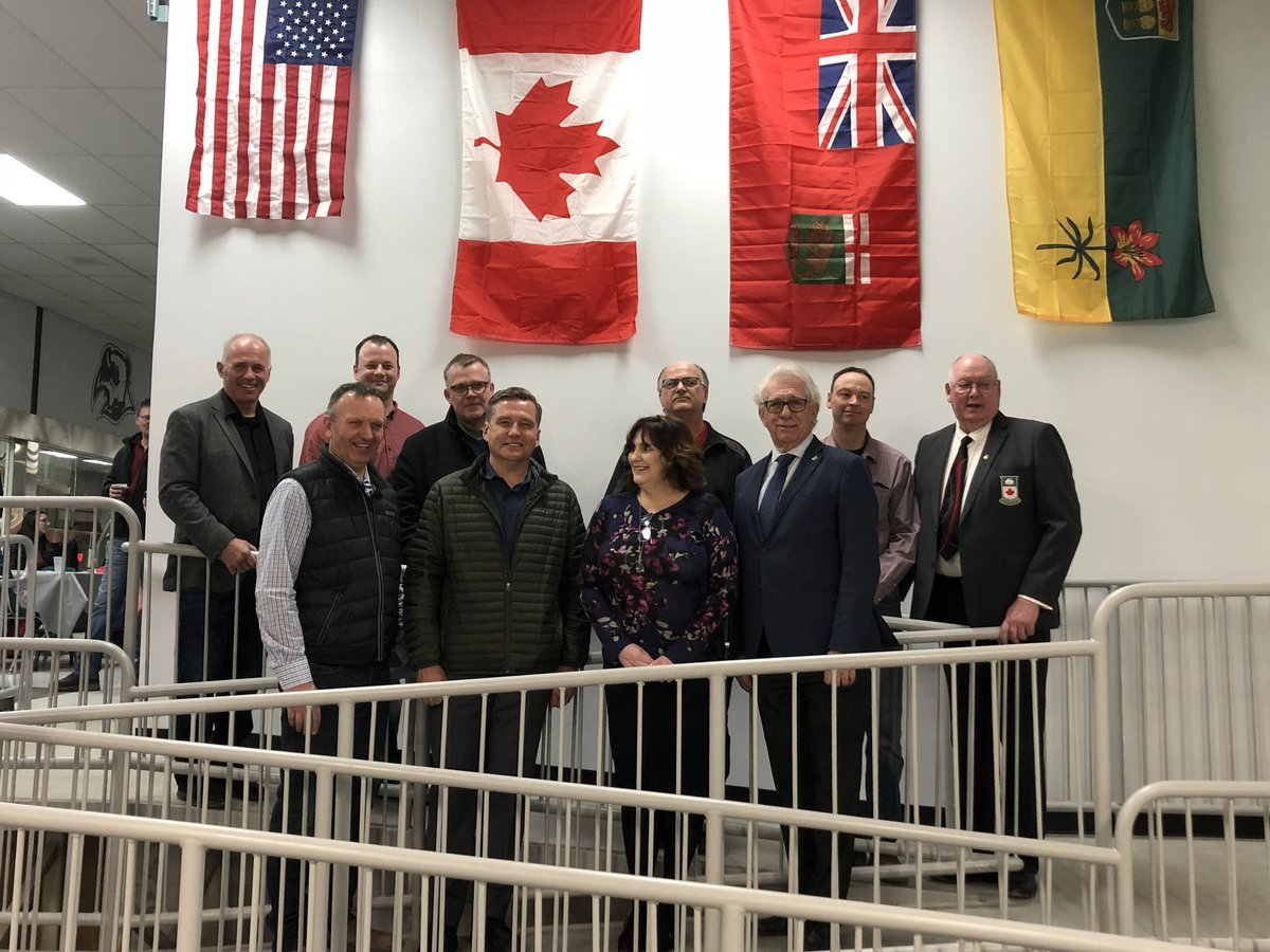 test Twitter Media - Attended the grand opening of the Melita Communiplex.  The Community should be so proud of their accomplishments for many generations to enjoy.  Our PC Government along with the Feds have provided $1 Million each to this successful project. #mbpoli https://t.co/rI3TiCvq10