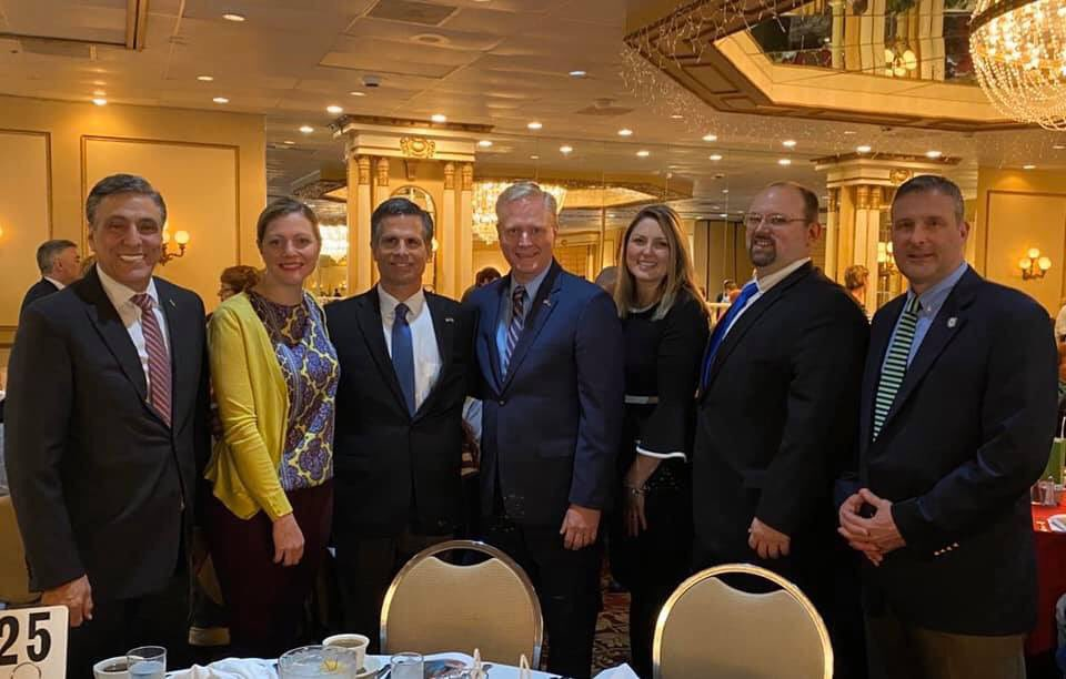 Thanks to @ProLifeScranton for hosting a great breakfast yesterday in support of life! @loubarletta_PA @Meuser4Congress @RepToohil