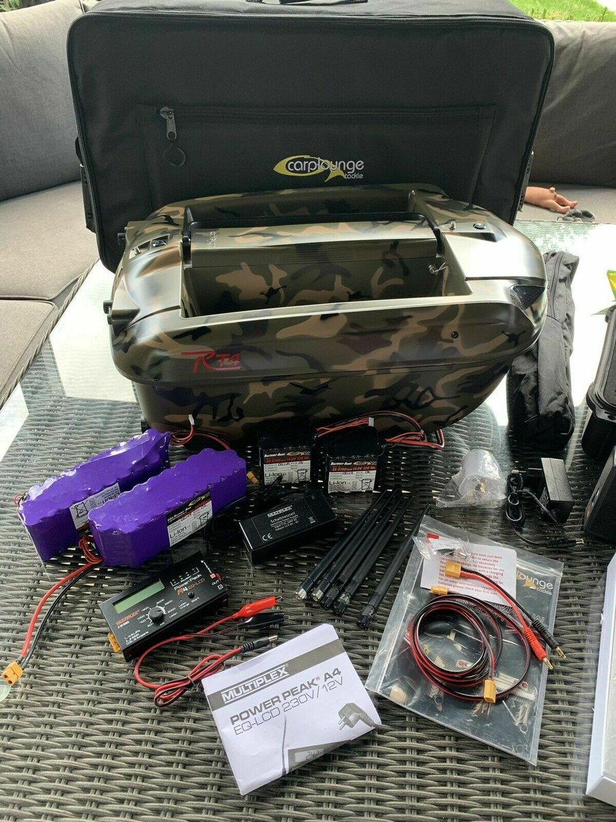 Ad - RT4 Bait Boat, Fish Finder and Fish Camera On eBay here -->> https://t.co/0l9w2B5QYM  #ca
