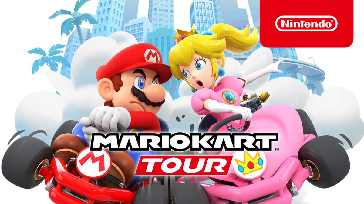 #MarioKartTour multiplayer is here! Let's celebrate with a retweet campaign. If this tweet and the corresponding one on the Japanese account reach a combined 30,000 RTs, all current players will be gifted 30 rubies and an in-game badge! Watch the video for more info.