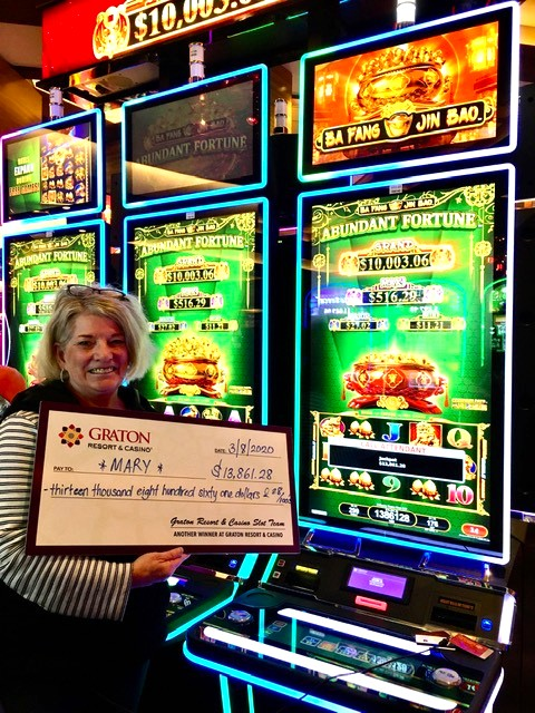 Mary makes a fortune with $13,861 on Abundant Fortune!🔮🎰💰