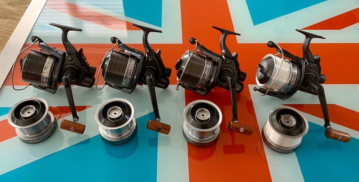 Ad - Daiwa Infinity X BR 5000 Carp Fishing Reels On eBay here -->> https://t.co/6yf50iIZUS  #c