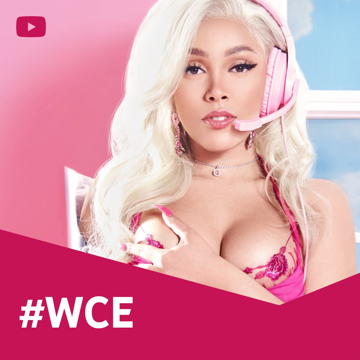 .@youtubemusic 💗 #WCE  https://t.co/4dmMcoODmu https://t.co/hfGYCncYN1