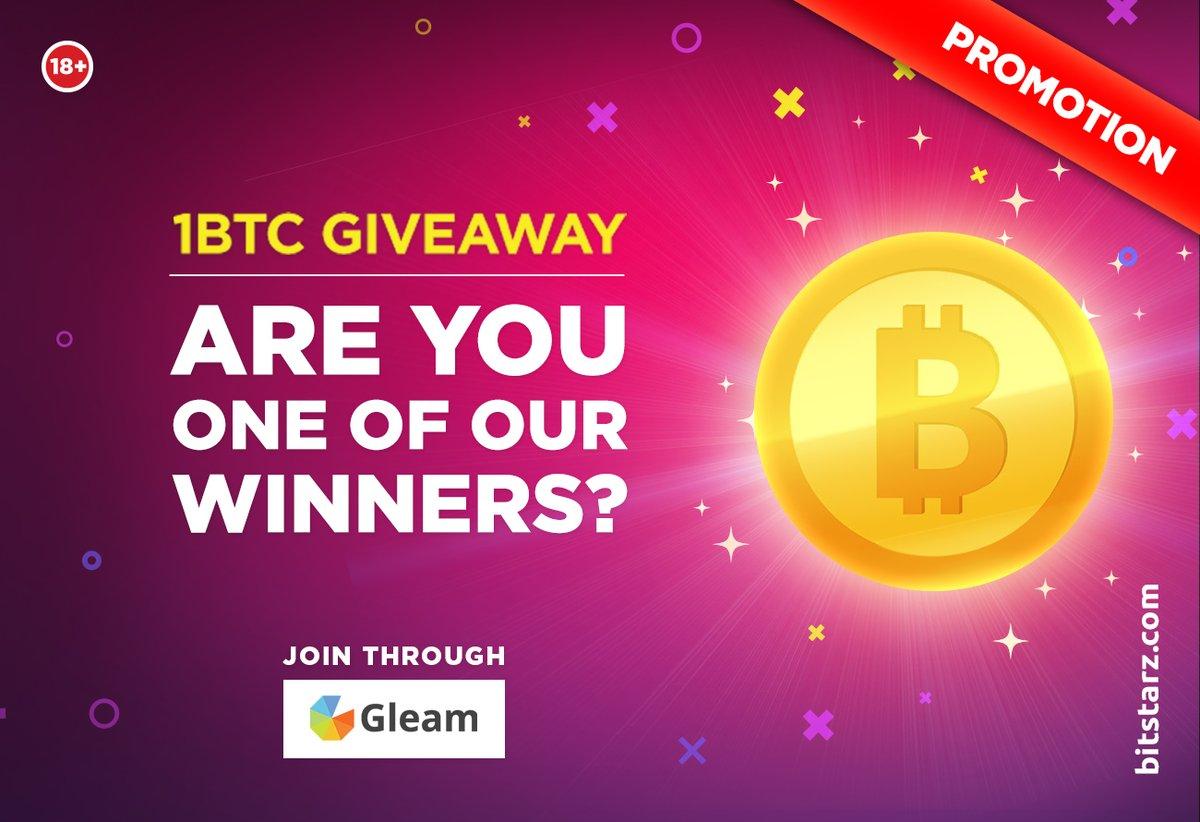 BitStarz Big Free Bitcoin #Giveaway is Over, Did You Win?   #BitStarz #BitcoinGiveaway #FreeBitcoin #Promotion #BitcoinCasino #OnlineCasino