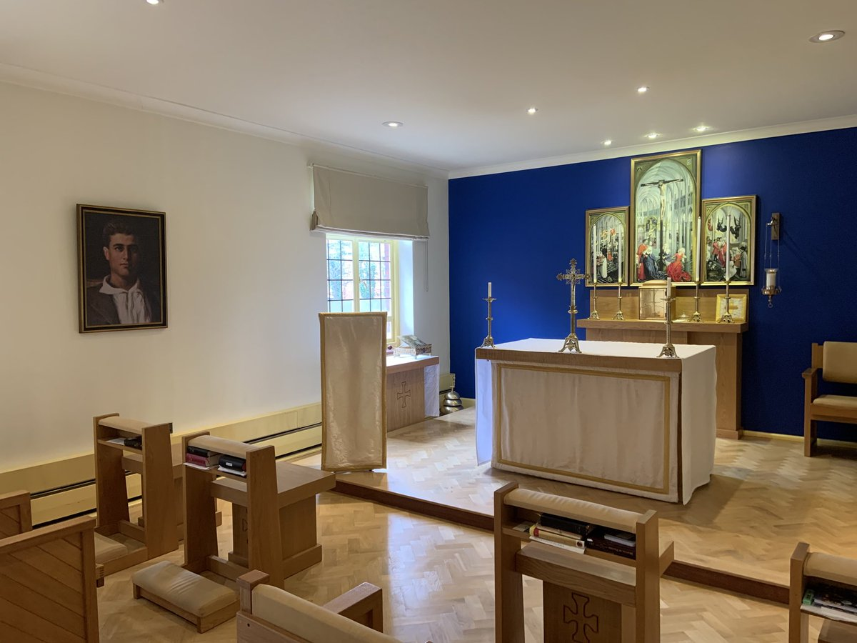 test Twitter Media - I'm going to start live-streaming Adoration and Mass each morning from my private chapel in Bishops House. Check our website this week for more information: https://t.co/sWxIDt0j9Z https://t.co/ns9FipAfmK