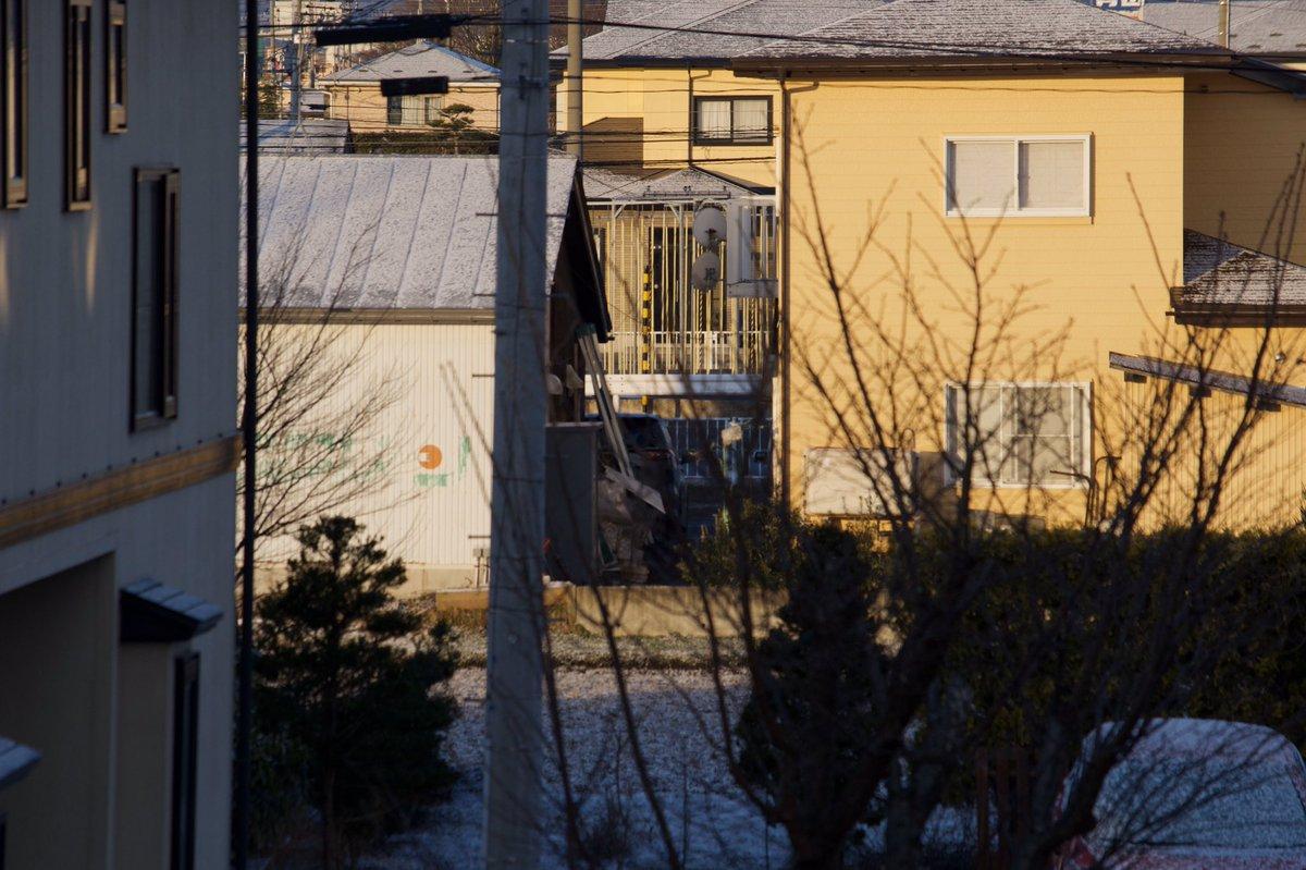 test ツイッターメディア - 3/23/ 朝の光と影 6:03 / -1.4℃  朝陽が家々を照らしています ご近所さんの屋根・車には、薄らと雪が...  北国の春は、短いのだ 八甲田の雪の回廊、まもなく貫通( 27日 ) 供用開始 4/1〜あと一週間余り... https://t.co/tqDuzGDIMD